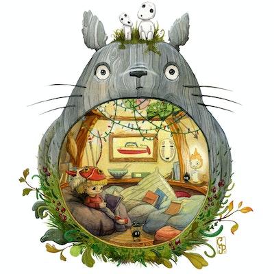 Totoro print 11x14.jpg?ixlib=rails 1.1
